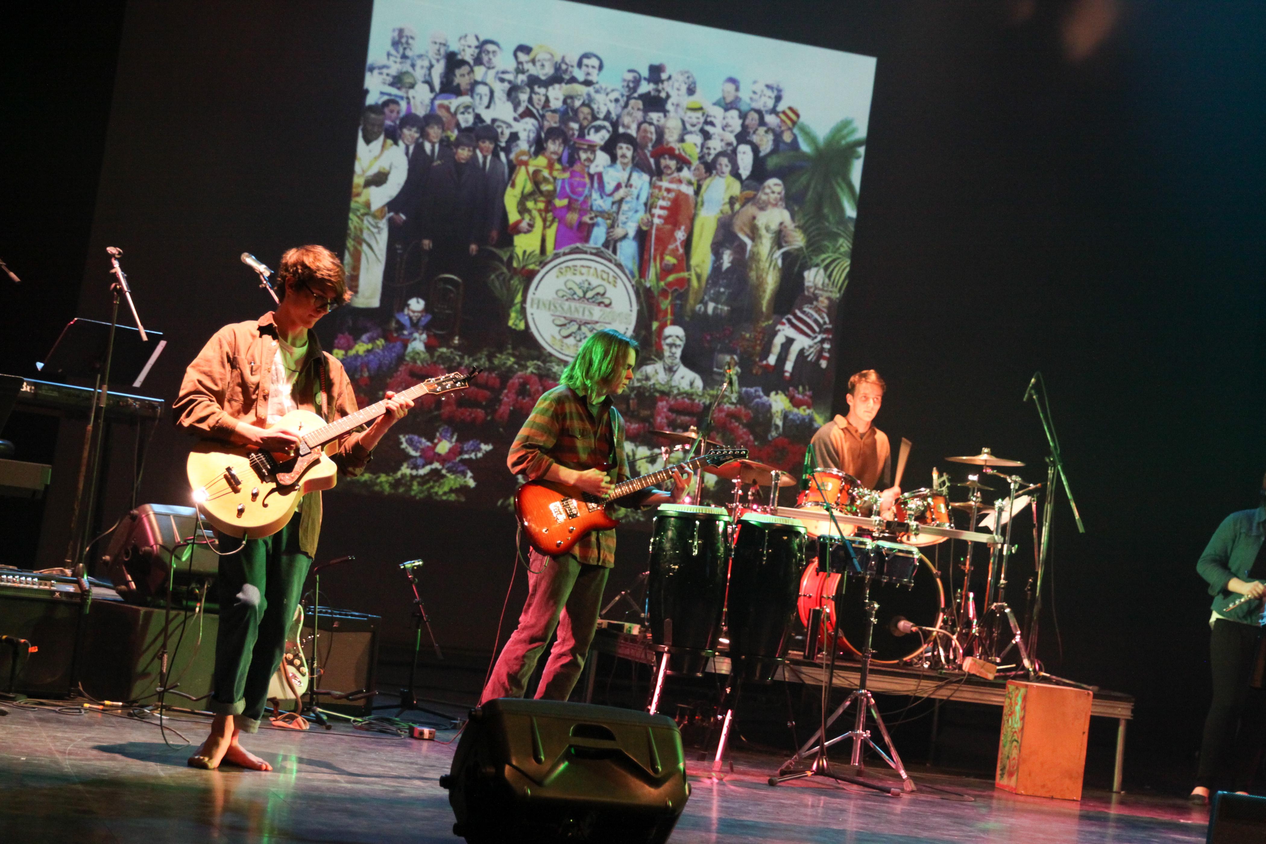 Spectacle Cité en musique 11 Mars 2016