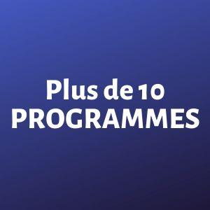 10 programmes