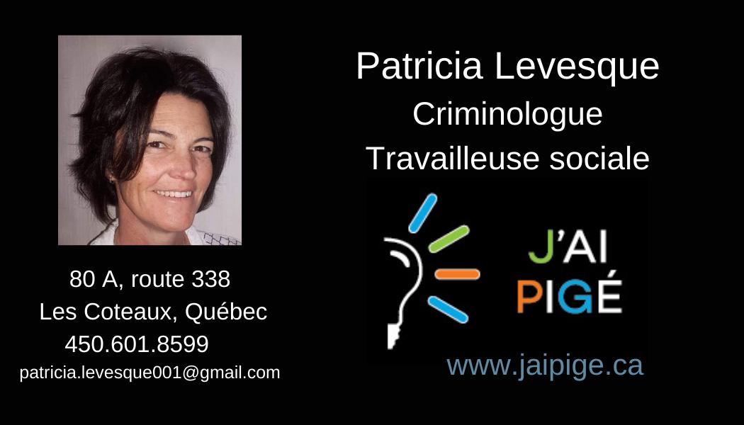 Patricia Levesque site
